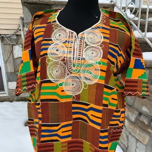 Other - African print ready to wear
